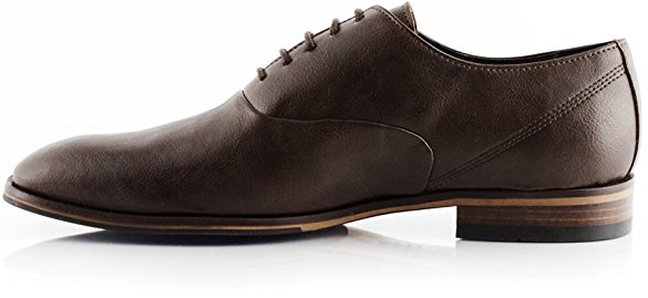 Bourgeois Boheme Classic Brown Formal Shoes