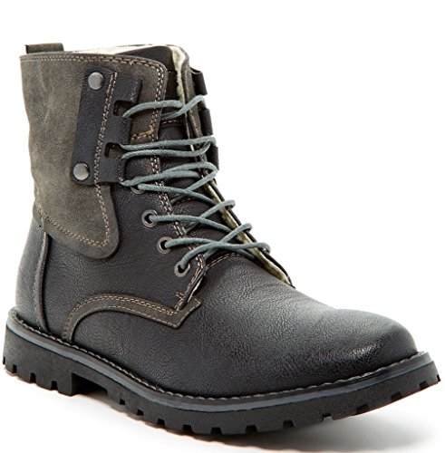 Mens Vegan Leather Dress Shoes