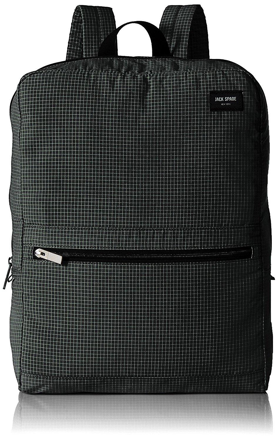 Jack Spade Men's Packable Graph Check Backpack