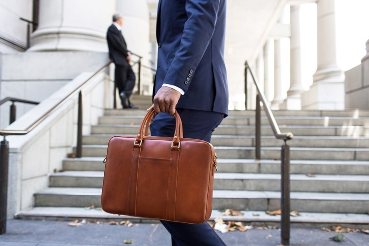 Briefcases and Messenger Bags for Vegan Men