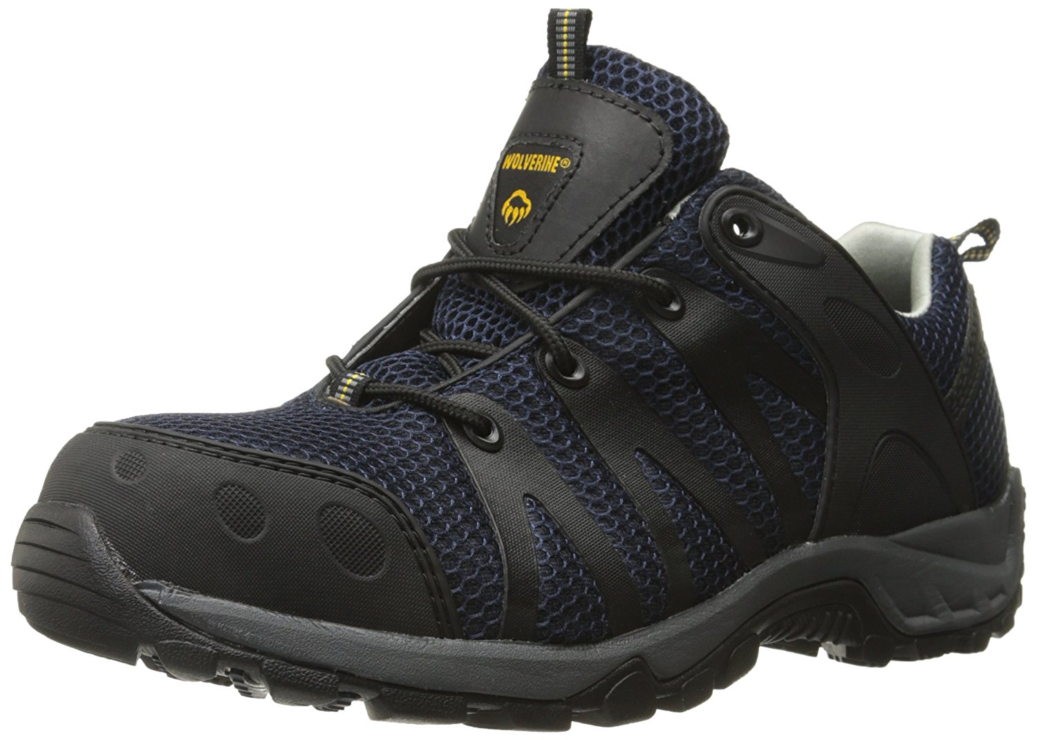 Wolverine Men's Amherst Comp Toe Trail Runner Work Boot