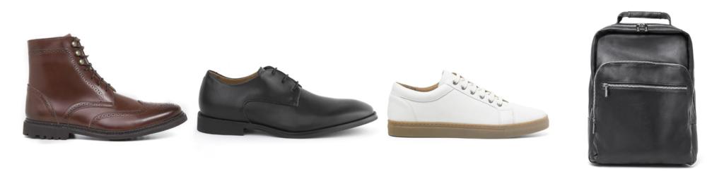 AHIMSA's Vegan Selection of Vegan Footwear and Accessories for Men