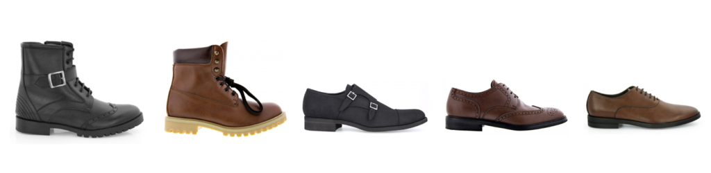 NOAH's Italian Collection of Vegan Footwear for Men in 2018