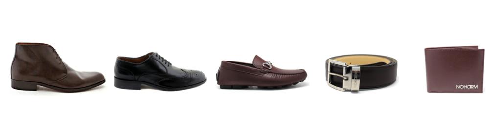 NOHARM's Collection of Vegan Footwear for Men in 2018