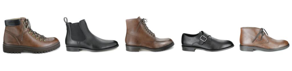 Novacas' Collection of Vegan Footwear for Men in 2018
