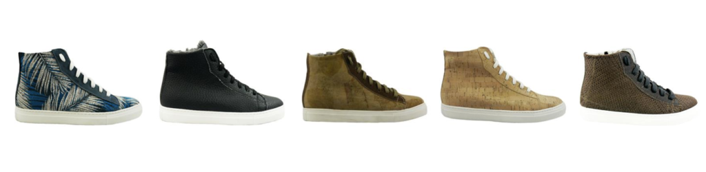 Bella Storia's Selection of Vegan Footwear for Men