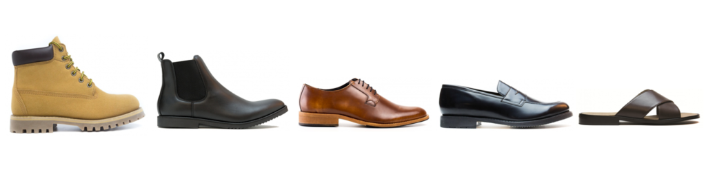 Nae's Collection of Vegan Footwear for Men in 2018