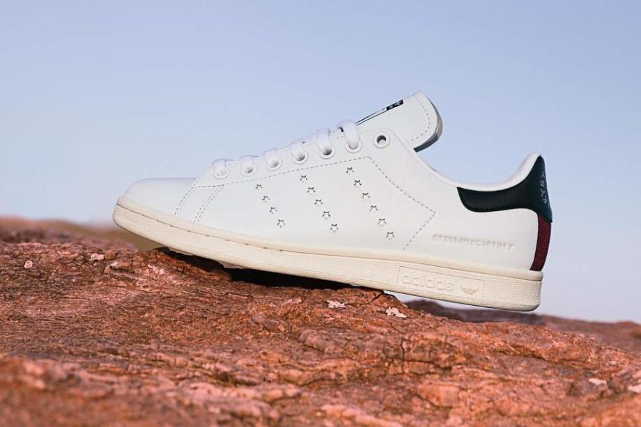 Are Adidas  Stan Smith Tennis Shoes Vegan  18bb7848f