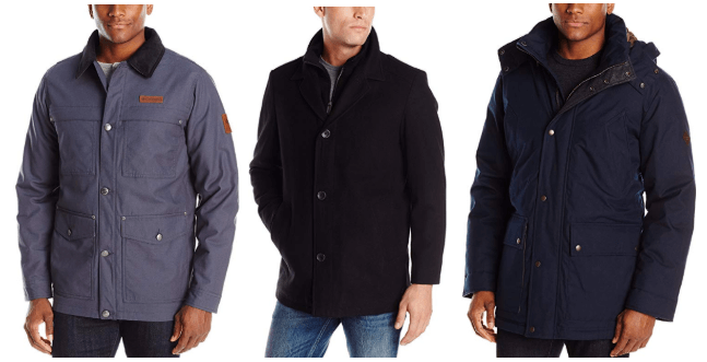 Vegan Winter Coats for Men