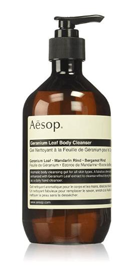 Aesop Geranium Body Cleanser