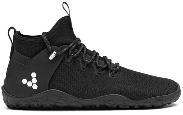 Vivobarefoot's Magna Trail Black Shoes