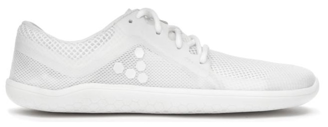 Vivobarefoot's Primus Lite White Shoes