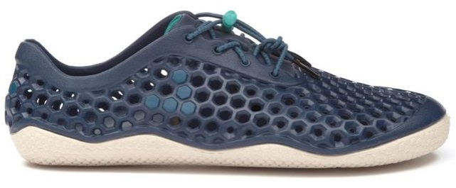 Vivobarefoot's Ultra 3 Blue Shoes