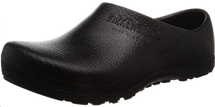 Birkenstock Vegan Slip-Resistant Work Shoes