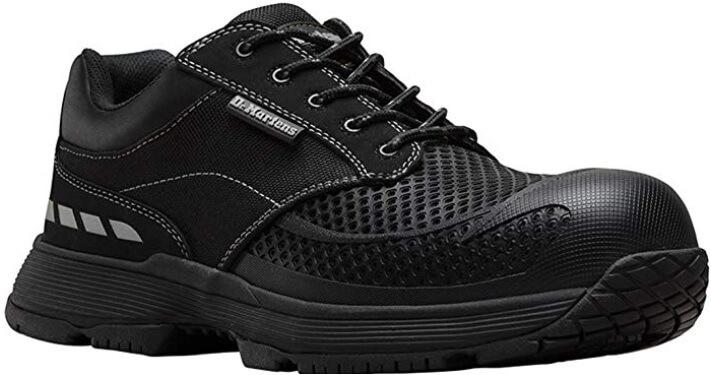 Dr. Martens Calamus LO Vegan Steel Toe Work Boots