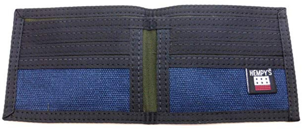 Hempy's Vegan Wallet for Men