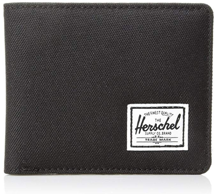 Hershel Supply Company's Black Vegan Wallet for Men