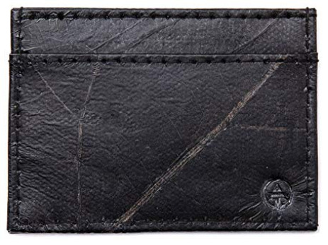 Leaf Leather Vegan Wallet for Men