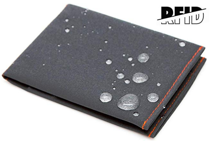 Waterproof Slimfold Vegan Wallet for Men