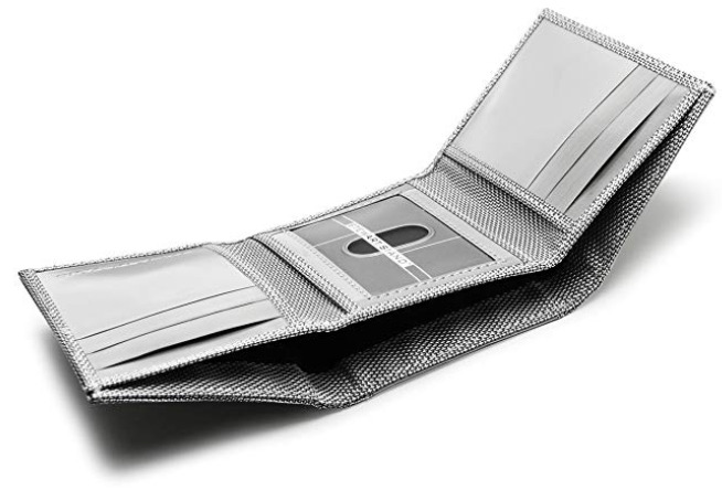 Stewart Stand's RFID Trifold Vegan Wallet for Men