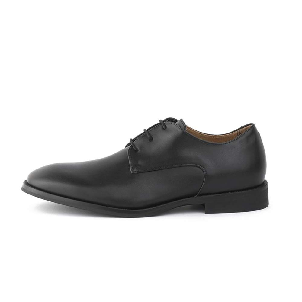 Ahimsa Vegan Edward Derby Leather Mens Dress Shoes