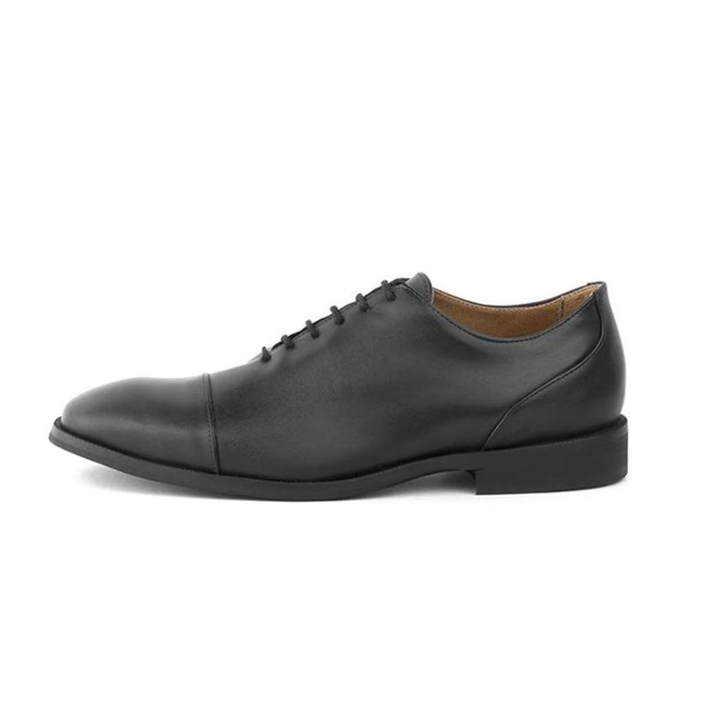 Ahimsa Vegan Richard Capped Oxford Mens Dress Shoes