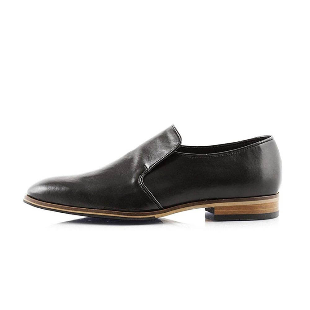 Bourgeois Boheme Russell Dress Slip Vegan Dress Shoes for Men