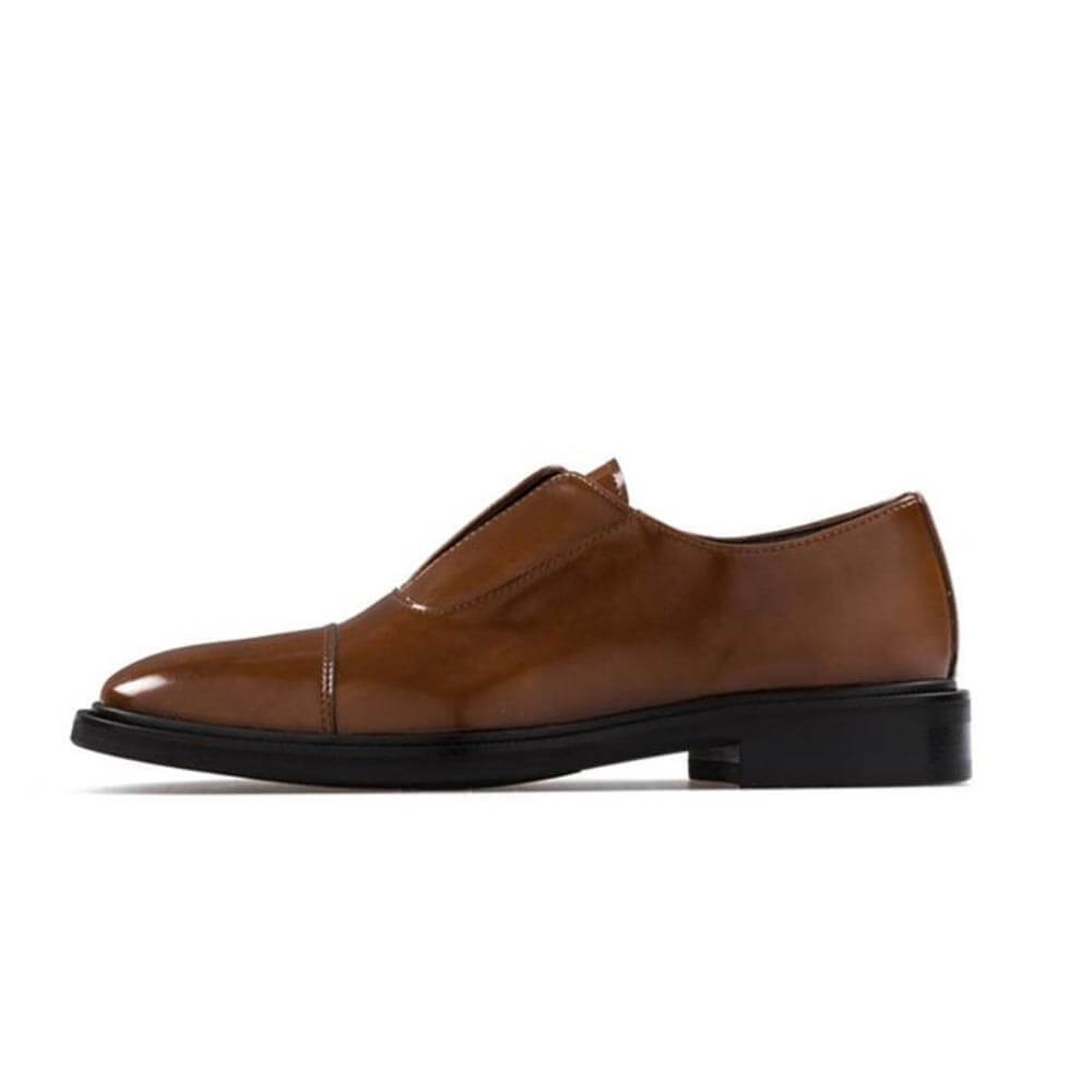 Bourgeois Boheme Vegan Anthony Slip Dress Shoes for Men