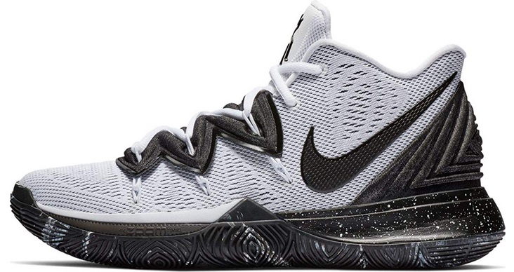 Vegan Nike Men's Kyrie 5 Nylon Basketball Shoes