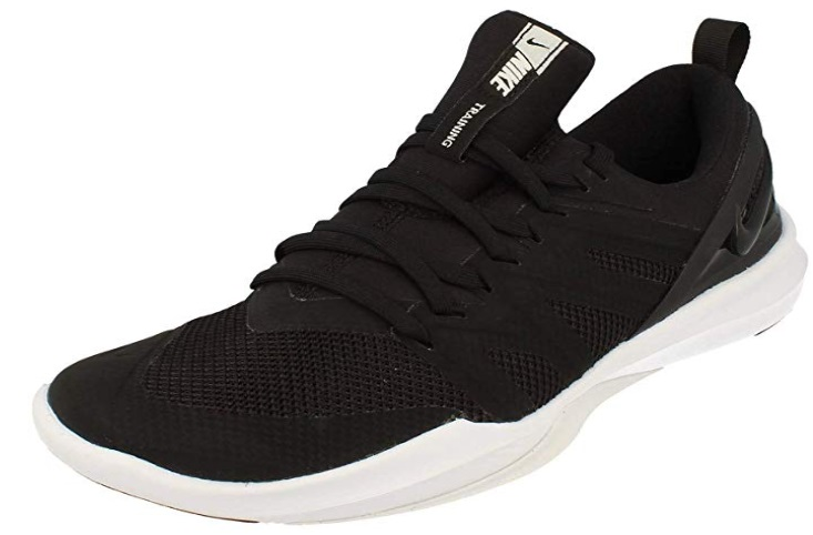 Vegan Men's Nike Victory Elite Black and White Sneakers