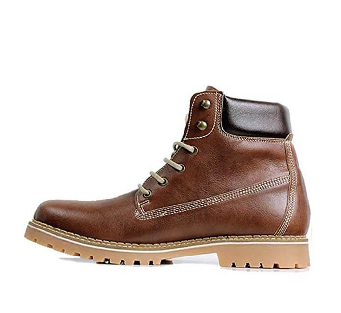 Wills Vegan Shoes Brown Vegan Timberland Alternative