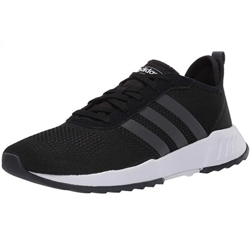 Vegan Adidas Phosphere Black Synthetic Sneakers