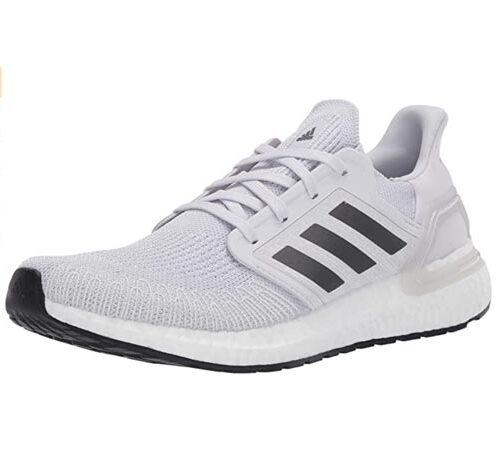 Vegan Adidas Ultraboost 20 White Sneakers