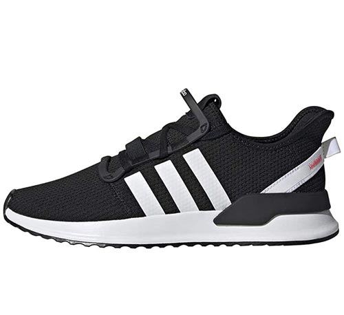 Vegan Adidas U_Path Run Black Sneakers