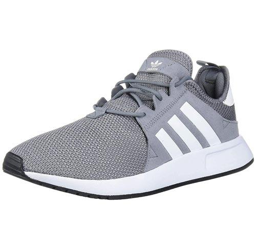 Vegan Adidas XPLR Gray Running Shoes