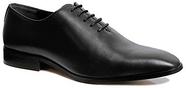 Will's Men's City Oxfords Black Vegan Dress Shoes